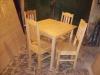 prodam masivni stoly,zidle