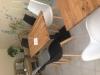 Prodám kavárenské stoly a židle