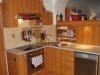 kuchyňská linka+knihovna