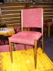 Židle do restaurace čalouněné